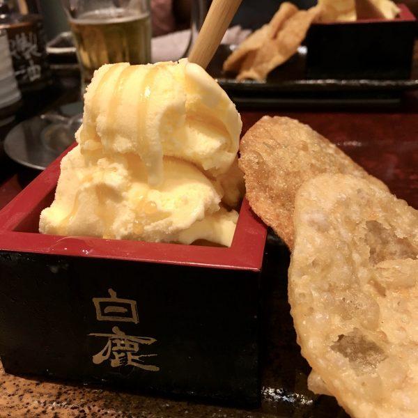 餃子アイス