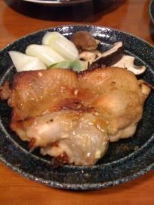 090311 チキンピリ辛焼き
