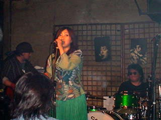 050522 Plastic Soul Band レコ発