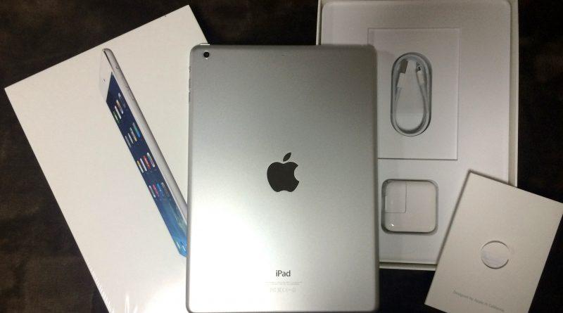 iPad Air 2013