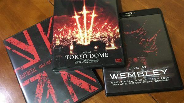 Babymetal DVD 各種
