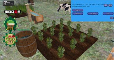 SL農耕レポート#3 – 水汲みと種まき