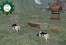 SL農耕レポート#2 – 牛の世話